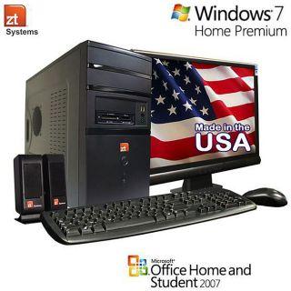 ZT Element 2087Xi 39 Desktop PC