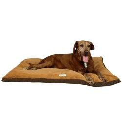 Armarkat 39 inch Brown Pet Bed