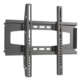 Dynex Low Profile Black Wall Mount For 26 40 inch TVs