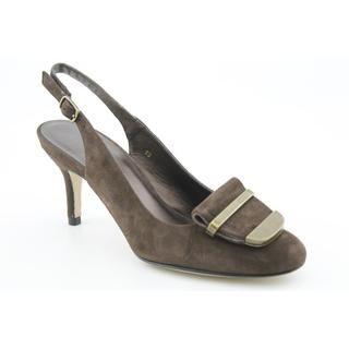 Vaneli Womens Urvana Regular Suede Dress Shoes Narrow (Size 8.5