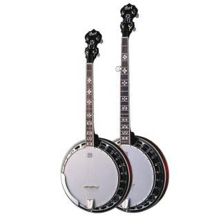 CORT Banjo 4 Cordes CB54B   CB 54, banjo 4 cordes, résonateur et