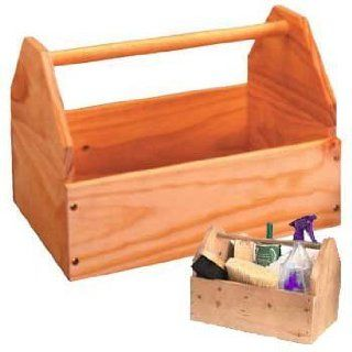 Wooden Tack Box: Sports & Outdoors