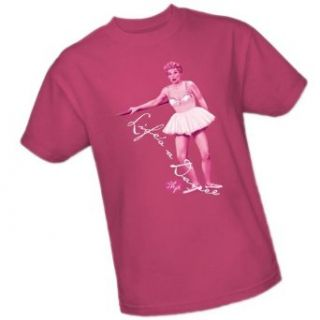 Lifes A Big Dance    I Love Lucy Youth T Shirt, Youth X