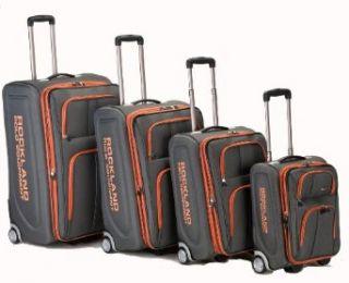 Rockland Luggage Varsity Polo Equipment 4 Piece Luggage
