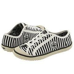Rocket Dog Zebra White/Black 100