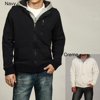 Weather Wear Mens Zip up Hooded Hoodie