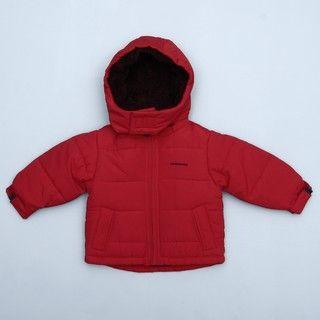 London Fog Toddler Boys Hooded Heavy Jacket