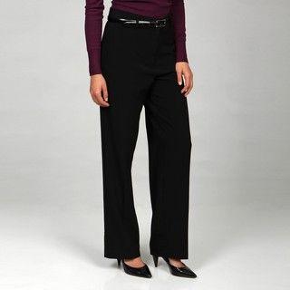 Counterparts Womens Slimming Double Belt loop Pants