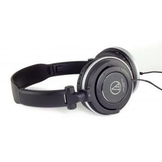 Audio Technica allie design épuré et grand confort avec ce casque