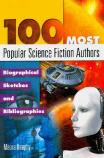 100 Most Popular Science Fiction Authors (Hardcover)