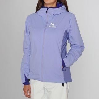 Arcteryx Womens Atom LT Jacaranda Hooded Jacket (L)
