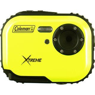 Coleman Mini Xtreme C3WP Y 5MP Waterproof Yellow Digital Camera