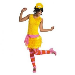 Disguise Costumes Unisex   Adult Sassy Female Big Bird