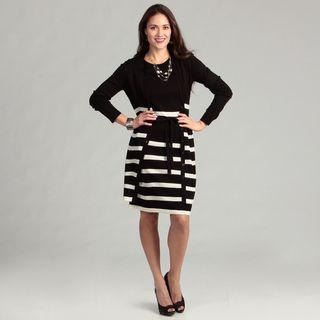 Calvin Klein Womens Dress Sweater Set