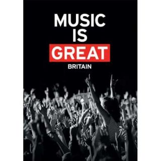 Music is great Britain   Achat CD POP ROCK pas cher