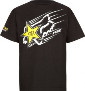 FOX Rockstar Zoom Boys T Shirt Clothing