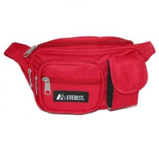 Fanny Pack with Cell Phone Pocket by Everest Clothing