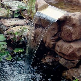 Trademark Deluxe Waterfall Pond Kit