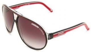 Carrera Grand Prix 1/S Aviator Sunglasses,Black Crystal