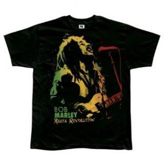 Bob Marley   Rasta Revolution T Shirt Clothing