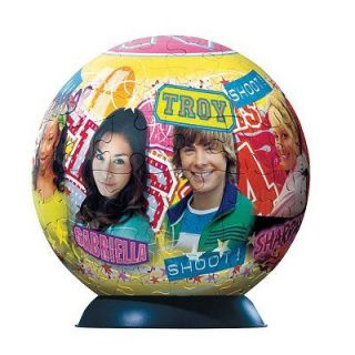 Puzzle ball   96 pièces   High School Musical   Achat / Vente PUZZLE