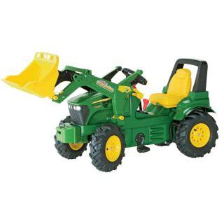 104   152 cmLes tracteurs à pédales ROLLY FARMTRAC PREMIUM sont par