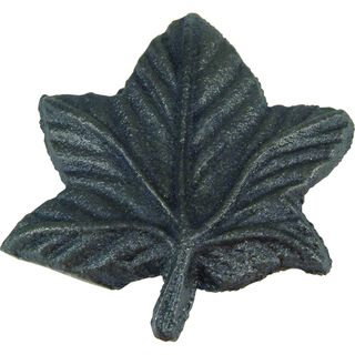 Leaf 2 inch Iron Cabinet Knobs (Case of 24)