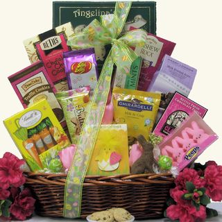 Divine Easter Sweets Small Chocolate & Sweets Easter Gift Basket