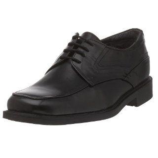 Stacy Adams Mens Regency Moc Toe Oxford,Black,8 M: Shoes