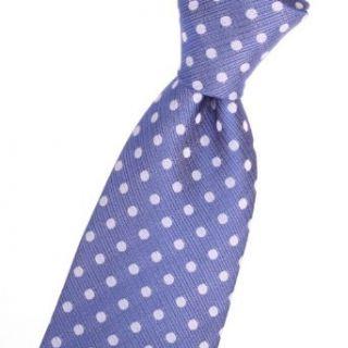 Light blue neckties, sky blue dot, blue polkadot Clothing