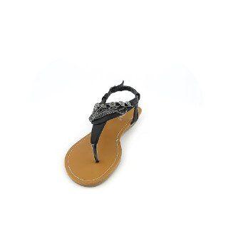 Bamboo Womens Wonderful 02 Sandal Shoes