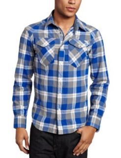G Star Mens Arizona Elijah Long Sleeve Shirt Clothing