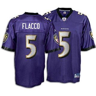 Joe Flacco Baltimore Ravens Replica Toddler Jersey Sports