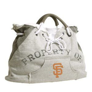 San Francisco Giants Hoodie Tote Bag