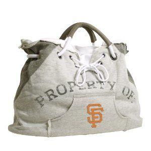 San Francisco Giants Hoodie Tote Bag