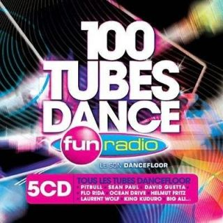 100 TUBES DANCE FUN RADIO 09 VOL 2   Achat CD COMPILATION pas cher