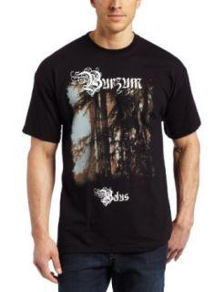 Phantasm Mens Burzum Belus T Shirt, Black, X Large