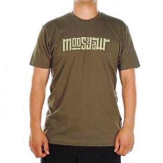 Moosejaw Radio Raheem SS Tee Shirt   Mens Army Large