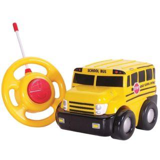 Kid Galaxy My First RC Gogo School Bus