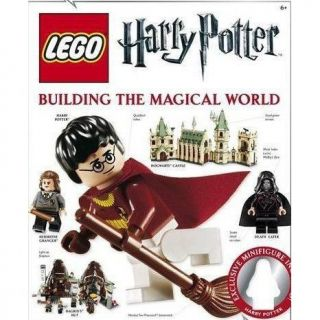LEGO HARRY POTTER BUILDING THE MAGICAL WORLD   Achat / Vente livre Dk