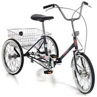 Worksman Port o Trike   Single Speed