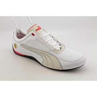 Puma Mens Drift Cat 4 SF Carbon Leather Casual Shoes (Size 13