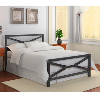 James Metal Queen size Bed