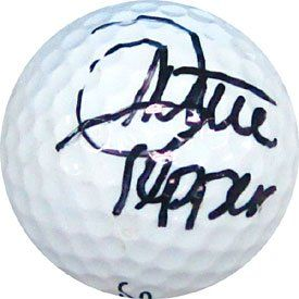 Dottie Pepper Autographed / Signed Golf Ball Sports
