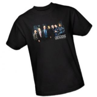Cast    Law & Order SVU Adult T Shirt Clothing