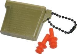 Genuine Military Ear Plugs with Case