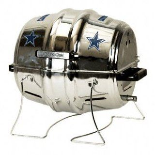 Dallas Cowboys Keg A Que Gas Tailgate Grill Sports