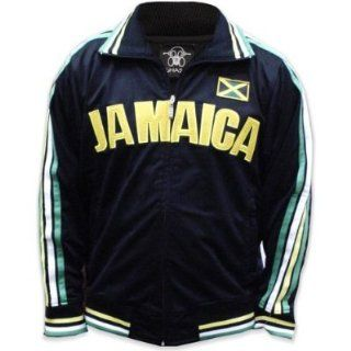 Jamaica Track Jacket, Jamaican World Cup Soccer Track