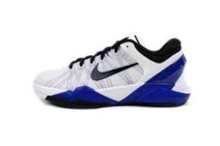 Kobe VII (GS) Big Kids Basketball Shoes 505399 104 White 5 M US Shoes