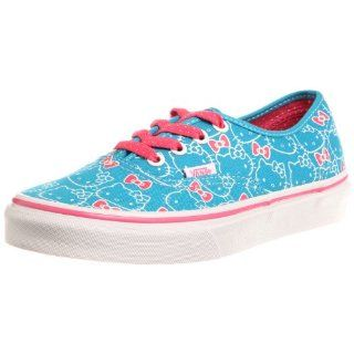 Vans   U Authentic Shoes In Hello Kitty Pink/True White